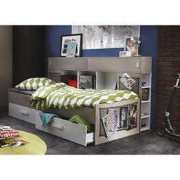stauraumbett gro e auswahl aller hersteller zum bestpreis. Black Bedroom Furniture Sets. Home Design Ideas